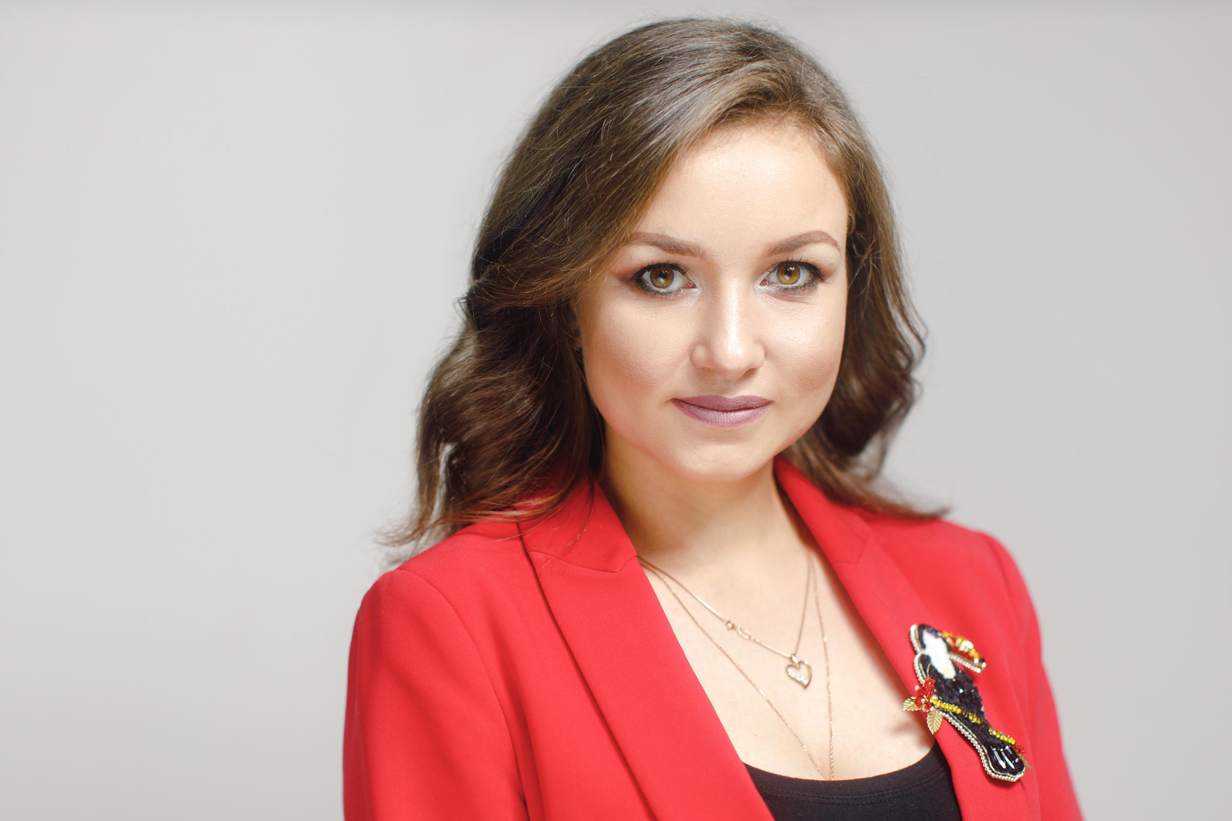 Беспалова Александра